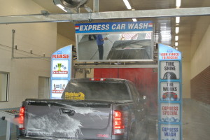 Wash Your Vehicle!