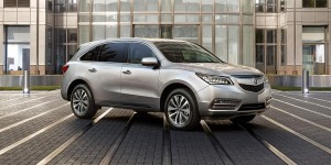 2014 mdx with technology package