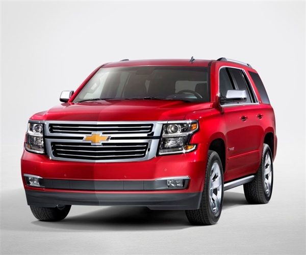 2015 chevy tahoe 2