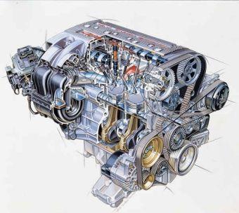alfa-166-engine