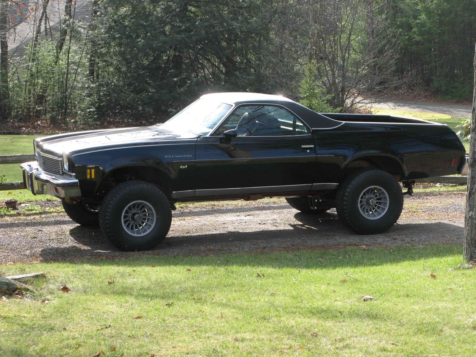 4wd El Camino On Craigslist Autos Post