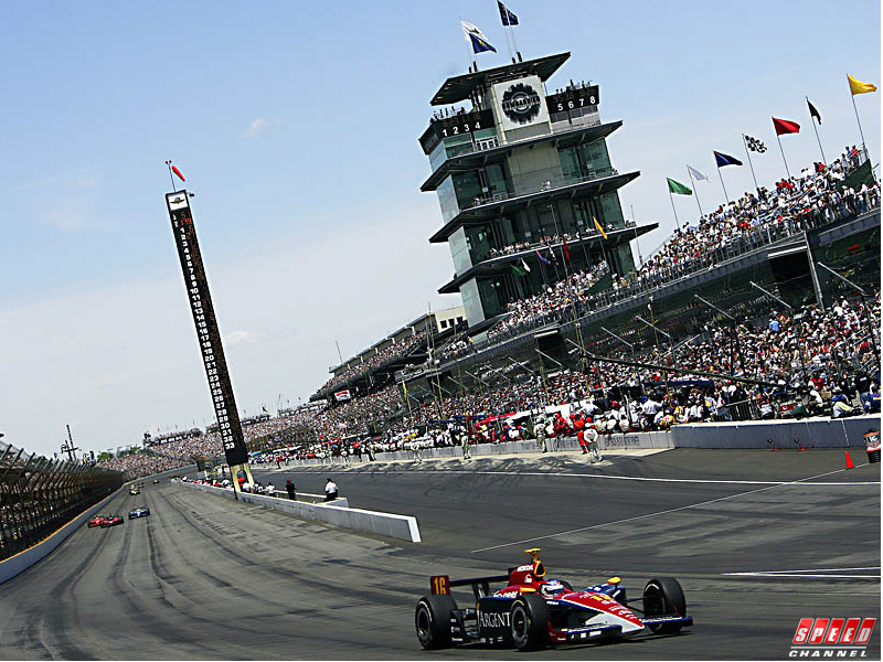 evolution of indianapolis motor speedway indy auto blog