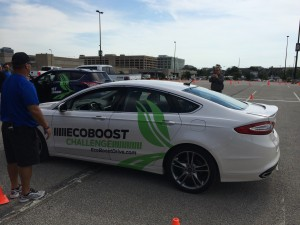 ecoboost challenge car